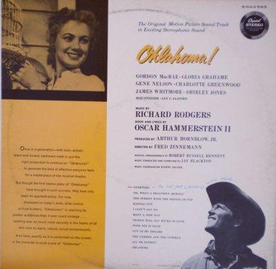 画像2: LP Oklahoma! - Original Motion Picture Soundtrack (Capitol )
