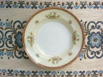 画像1: 里帰りオールドノリタケ RC印 スープ皿