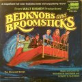SALE! LP Disney / Bedknobs And Broomsticks (Disneyland Record )