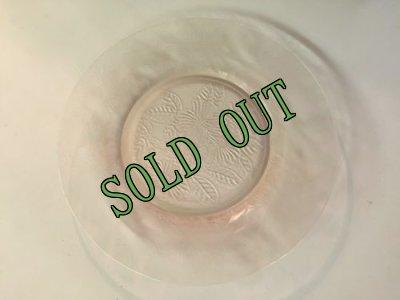 画像4: sold マクベスエバンズ ピンクディプレッショングラス ドッグウッド トリオ 1930-1934年 その1