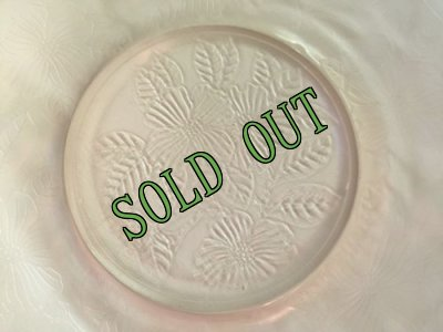 画像5: sold マクベスエバンズ ピンクディプレッショングラス ドッグウッド トリオ 1930-1934年 その1