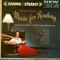 LP Music For Reading  (RCA Victor )