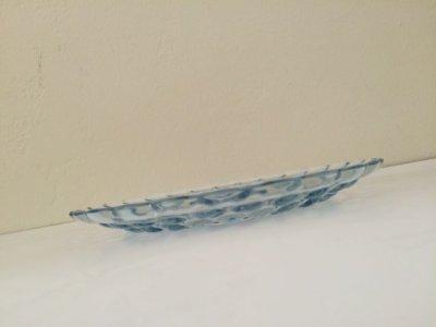 画像4: ファイヤーキング バブル サファイヤブルー ブレッド&バタープレート