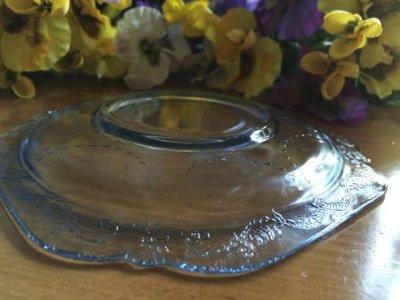 画像5: インディアナグラス マドリッド ブルー カップ&ソーサー