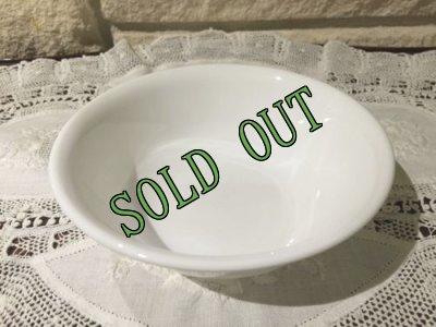 画像2: sold 現行コレール(コーニング社)ウインターフロストホワイト スープ/ シリアル・ボウル