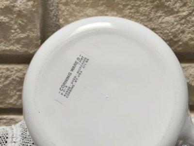 画像3: コーニングウエア スパイスオブライフ セージ(1972年-不明) 超耐熱ガラス食器パイロセラム スキレット/片手ハンドル・ソースパン 1 パイント(0.5リットル)