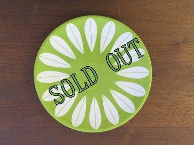 画像1: sold 新品 ダンスク グリーン・サラダ皿 メラミン(プラスティック)