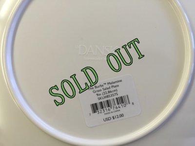 画像2: sold 新品 ダンスク グリーン・サラダ皿 メラミン(プラスティック)