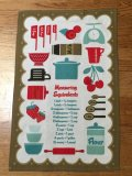 NEW Retro Dish Towel Beige