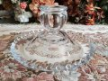 SALE! Imperial Glass, Candlewick, Candle Holder