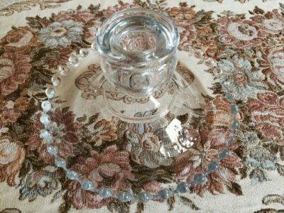 画像2: インペリアルグラス キャンドルウィック キャンドルホルダー