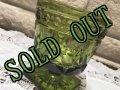sold インディアナ・グラス グリーン・ゴブレット