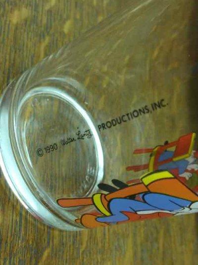 画像2: Woody & Friends 1990 Walter Lantz Glass #2