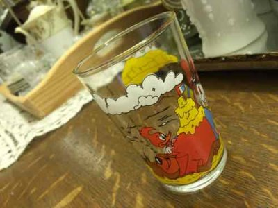 画像2: Woody & Friends 1992 Walter Lantz Glass, AS IS