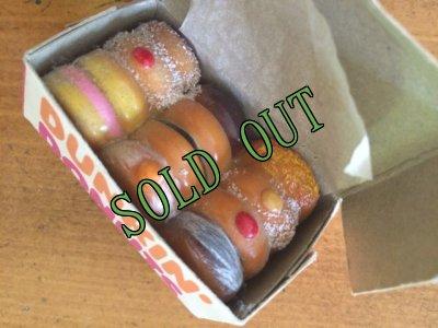 画像1: sold ダンキンドーナツ キッチン・マグネット