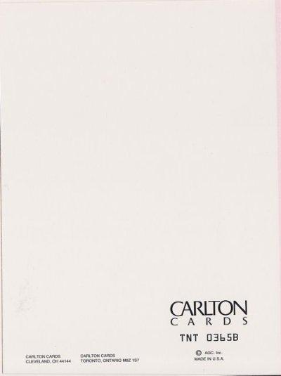 画像3: ビンテージ 未使用カード スイトピー 封筒(ピンク)付 made in USA