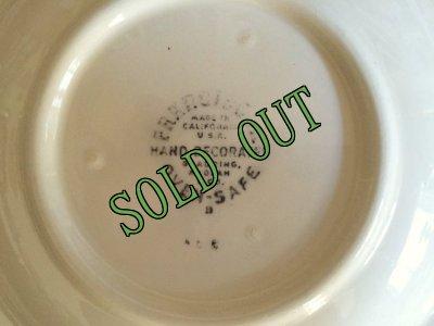 画像5: sold フランシスカン デザートローズ スープボウル 1940年代