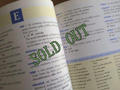画像3: sold 洋書{アメリカンスクール類語辞典}スコラティック・スチューデント・シソーラス(類語辞典) 2002年初版 ハードカバー Scholastic 刊