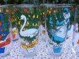 画像3: インディアナグラス 1980年ペプシコーラ「クリスマスの12日」タンブラー 12個フルセット