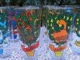 画像10: インディアナグラス 1980年ペプシコーラ「クリスマスの12日」タンブラー 12個フルセット