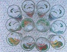 他の写真2: インディアナグラス 1980年ペプシコーラ「クリスマスの12日」タンブラー 12個フルセット