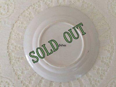 画像2: sold オールドジャパン ブルーウィロー ブレッド&バター皿