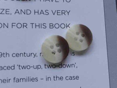 画像3: NEW Vintage Button GLORY GADED (S) 48pc