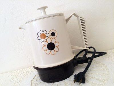 画像1: 1970年代 リーガルポリーパーク 電気コーヒーメーカー