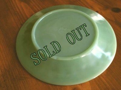 画像2: sold ファイヤーキング ジェイド(ジェダイ) ジェーンレイ サラダプレート 1940年代
