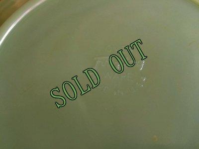 画像3: sold ファイヤーキング ジェイド(ジェダイ) ジェーンレイ サラダプレート 1940年代