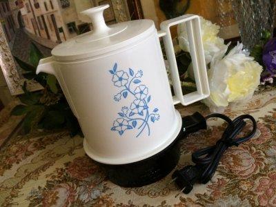 画像1: 1970年代 リーガルポリーパーク 電気ポット(5カップ)