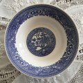 Blue Willow Cereal Bowl by Royal USA Discontinued 1948~