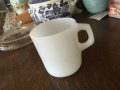 GALAXY White Mug made in USA