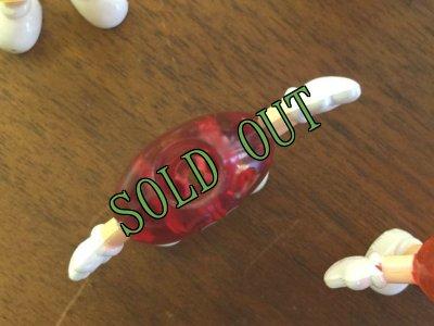 画像2: sold M&M's 電飾ライト・カバー 赤