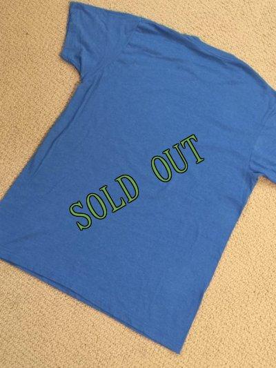 画像2: sold フォード・マスタング・シェルビー・コブラ エンブレムTシャツ ブルー M