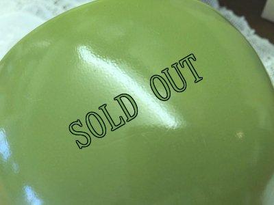 画像5: sold パイレックス ミルクグラス シンデレラボウル(S) モスグリーン 1 1/2パイント(710ml)