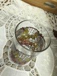画像9: コカコーラ ステンシル・スタイル 花柄グラス 1970年代