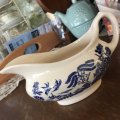 Blue Willow, Gravy Boat