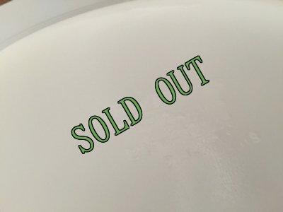画像3: sold パイレックス  ルクグラス カッパーフィルグリー オーバル皿 (M) AS IS