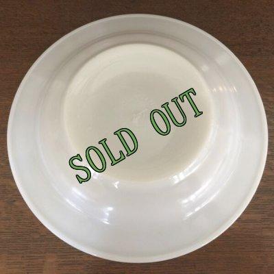 画像5: sold コーニング ミルクグラス レストランウエア ブルーバンド・シリーズ スープ・ボウル