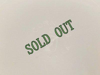画像4: sold コーニング ミルクグラス レストランウエア ブルーバンド・シリーズ スープ・ボウル