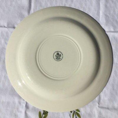 画像4: チャーチル社 ブルーウィロー ディナープレート made in England