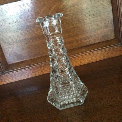 画像2: Anchor Hocking, Clear Glass Mini Vase Wexford
