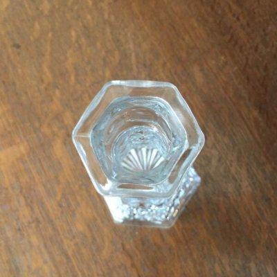 画像3: Anchor Hocking, Clear Glass Mini Vase Wexford