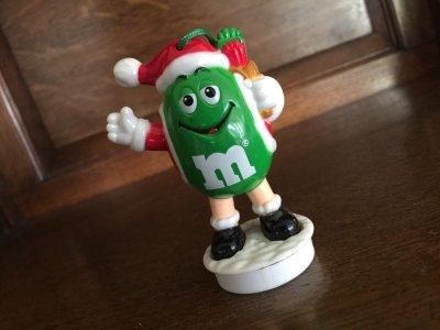 画像1: M&M クリスマス・オーナメント グリーン 1997年 #3