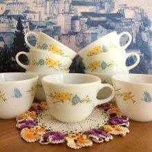 他の写真3: パイレックス ミルクグラス フラーテーション ぽってりカップ