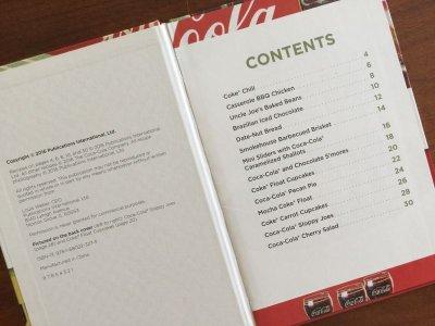 画像3: コカコーラ 新品 クッキングブック