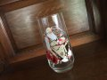 Norman Rockwell, Limited Edition Glass, Coca Cola Christmas