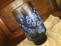 70' Vintage Blue Glass