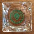 ちょい難品 ビンテージ クリアーグラス灰皿 ATLANTA BILTMORE HOTEL